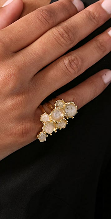 Soo Ihn Kim Rimma Cluster Ring