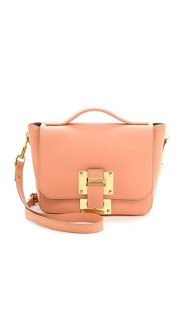 Sophie Hulme Mini Soft Flap Bag