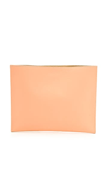 Sophie Hulme Keyhole Pouch