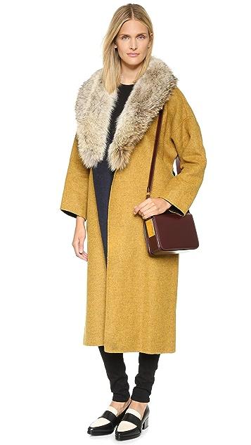Sophie Hulme Cross Body Messenger Bag