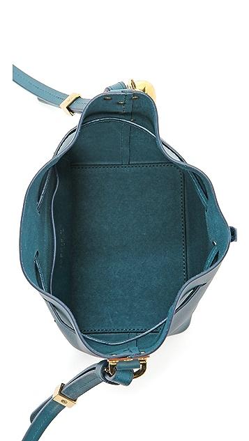 Sophie Hulme Nano Bucket Bag