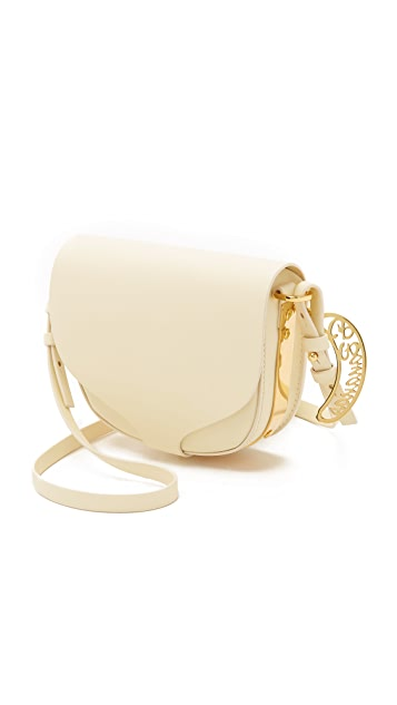 Sophie Hulme Mini Saddle Cross Body Bag