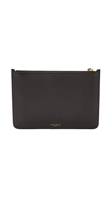 Sophie Hulme Large Pouch