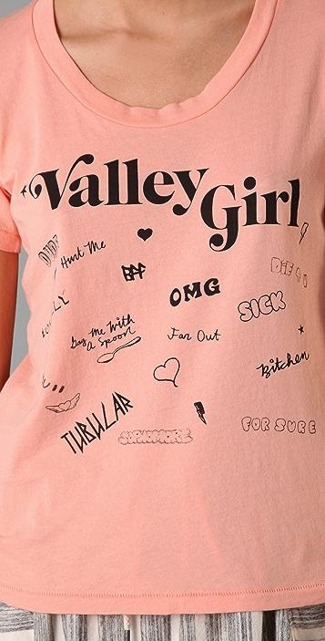 Sophomore Valley Girl Tee