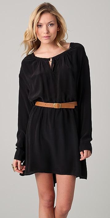 Sophomore Belted Dress