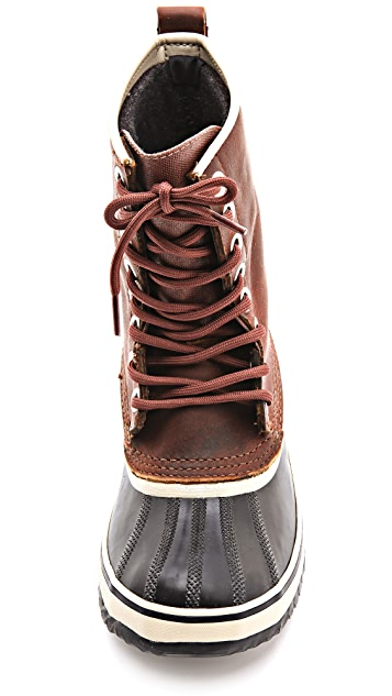 Sorel Premium Lace up Boots