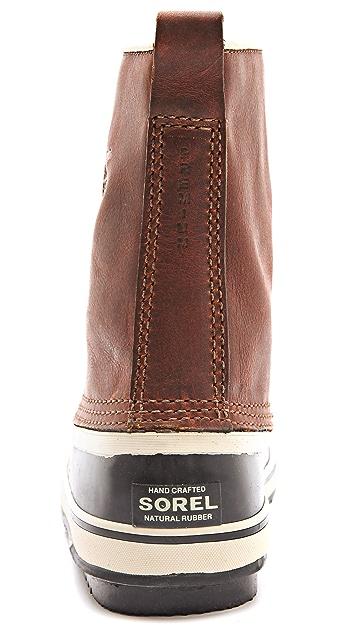 Sorel Premium Lace up Boots