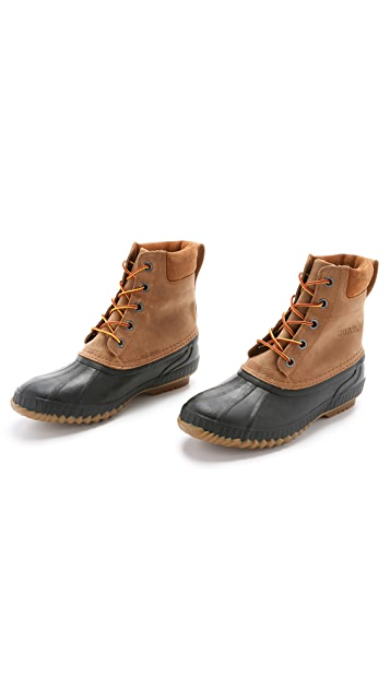 Sorel Cheyanne Full Grain Boots
