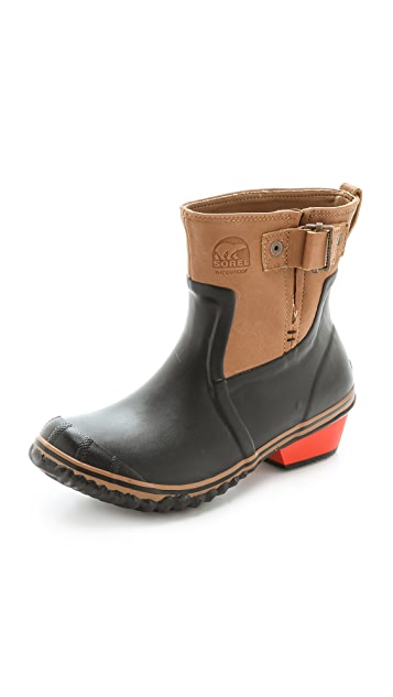 Sorel Slimpack Riding Glow Booties