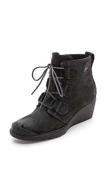 Sorel Toronto Lace Up Boots