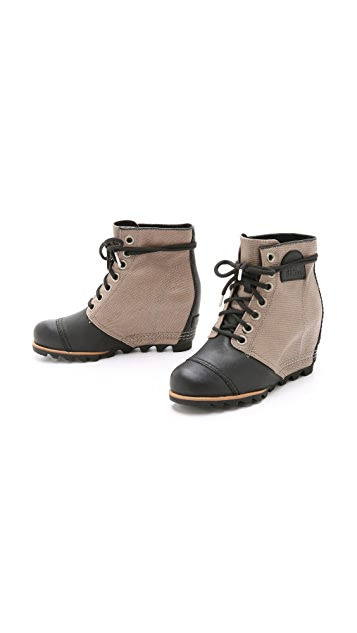 Sorel 1964 Premium Wedge Booties