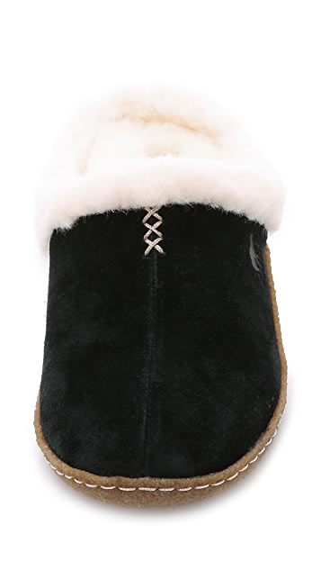 Sorel Nakiska Slide Slippers