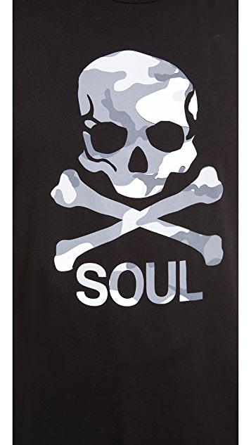 SoulCycle Soul Slashed Back Tank
