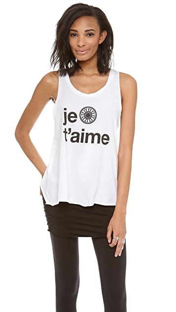 SoulCycle I Heart Soul Tank