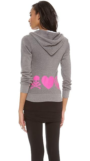 SoulCycle Skull Heart Soul Sweatshirt