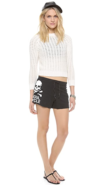 SoulCycle SoulCyle Happiness Shorts