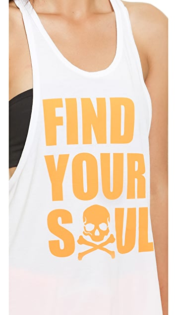 SoulCycle Find Your Soul Tank