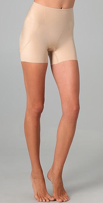 bb904a1a3 SPANX Slimplicity Butt Boosting Mid Thigh Shaper   SHOPBOP
