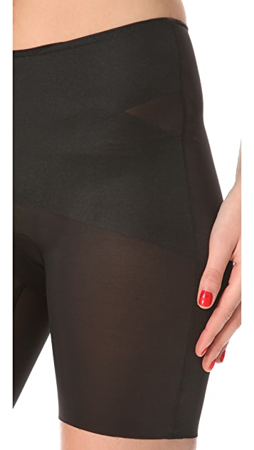 SPANX Skinny Britches Mid Thigh Shaper