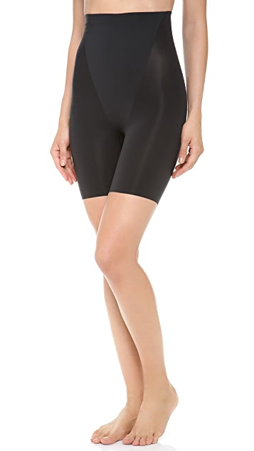 f45c008261 SPANX Trust Your Thinstincts High Waisted Mid Thigh Shaper