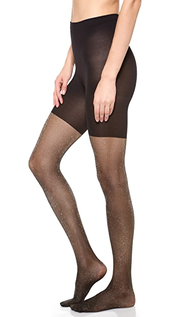 SPANX Metallic Tight End Tights