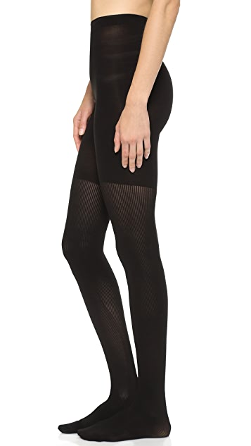 SPANX Ribbed Tight End Tights