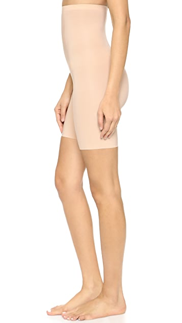 SPANX Thinstincts Targeted High Waist Shorts