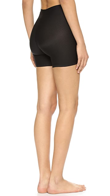 SPANX Perforated Girl Shorts