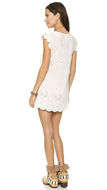 Spell and the Gypsy Collective Indian Summer Shift Dress