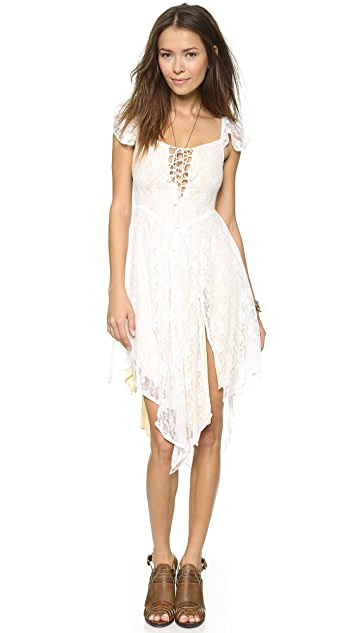 Spell and the Gypsy Collective Glastonbury Lace Dress