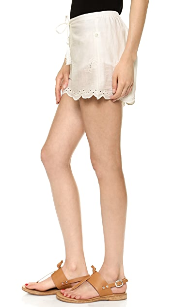 Spell and the Gypsy Collective Indian Summer Shorts