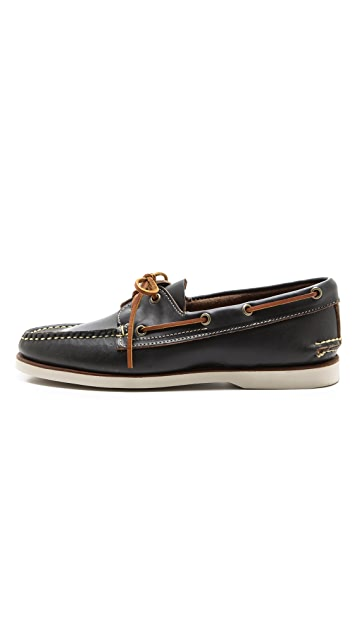 Sperry Made in Maine Classic Boat Shoes