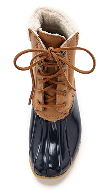 Sperry Shearwater Lined Booties