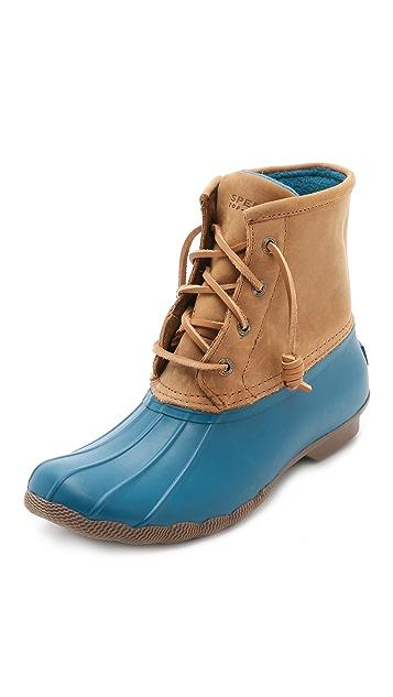 Sperry Saltwater Duck Boots