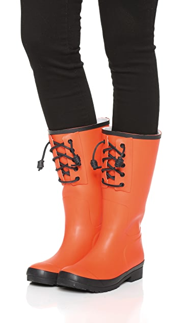 Sperry Walker Spray Rain Boots