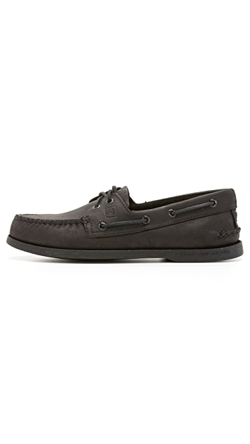 Sperry A/O 2 Eye Boat Shoes