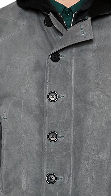 Spiewak Golden Fleece Waxed Deck Jacket