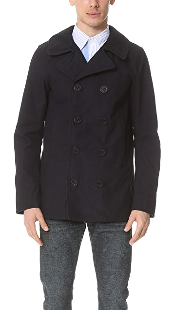 Spiewak Cone Denim Peacoat