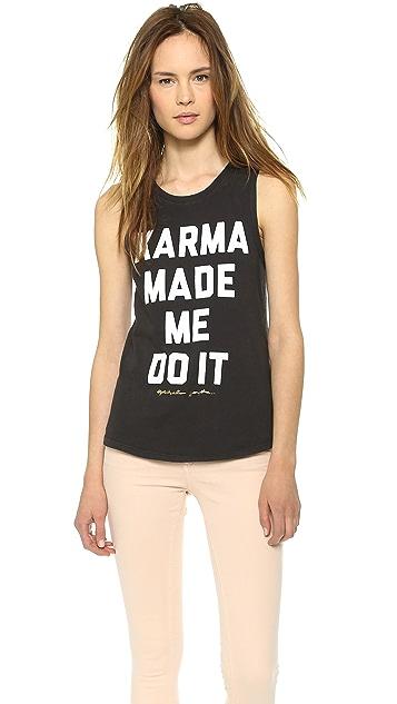 Spiritual Gangster Karma Made Me Do It Tank