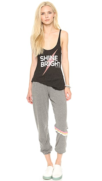 Spiritual Gangster Salute the Sun Sweatpants