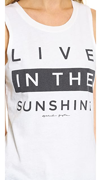 Spiritual Gangster Live in the Sunshine Tank