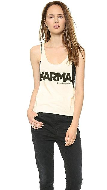 Spiritual Gangster Karma Tank