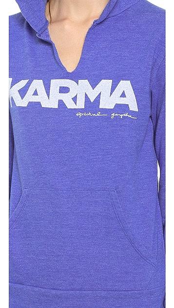 Spiritual Gangster Karma Pullover Hoodie