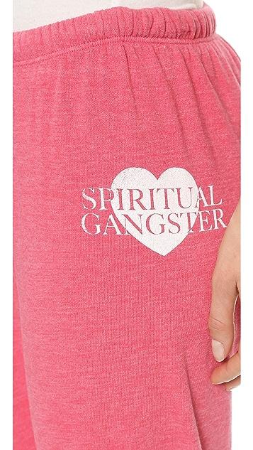 Spiritual Gangster Varsity Love Sweats