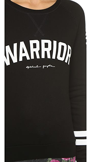 Spiritual Gangster Warrior Sweatshirt