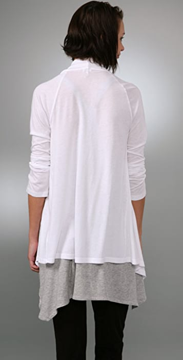 Splendid Very Light Jersey Cardigan