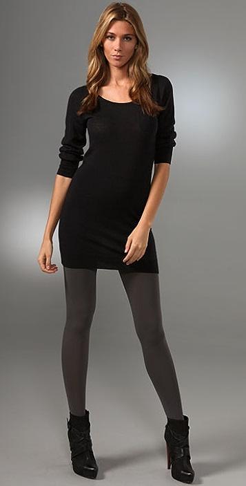 Splendid Super Fine Cashmere Sweater Dress