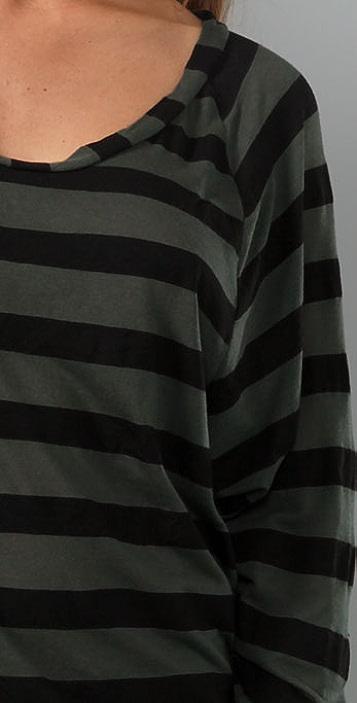 Splendid Rugby Stripe Top