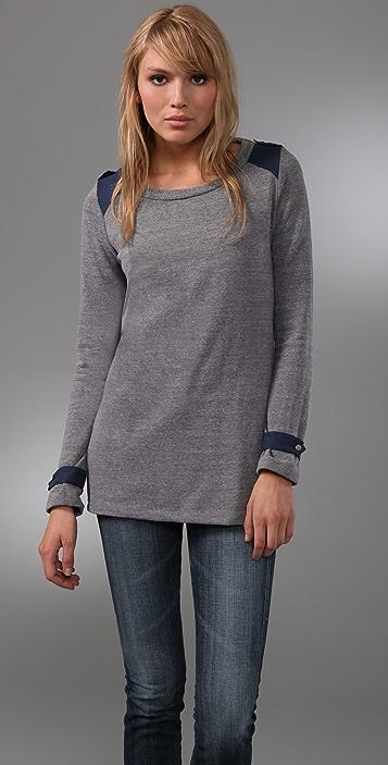 Splendid Sweatshirt Tunic