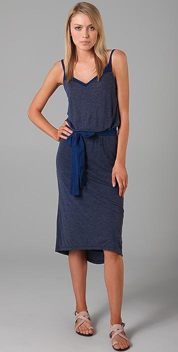Splendid Melange Jersey Dress